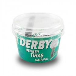 Derby shaving Sapone da barba solido in ciotola 140gr